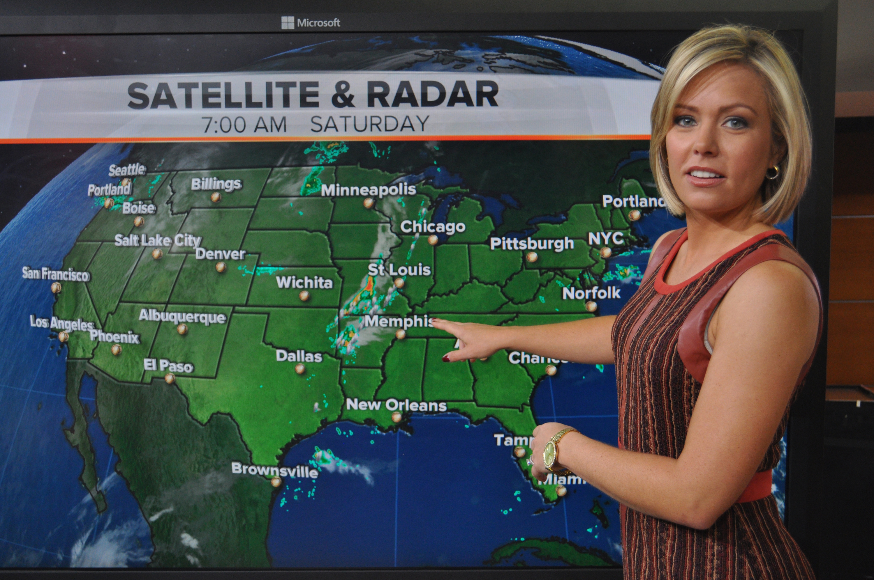Weather woman picture 48